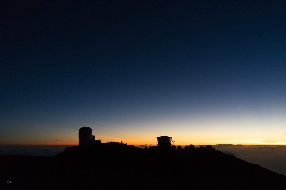 Sunset at Haleakala