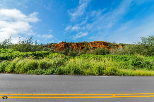 red Rocks on Kahekili Hwy