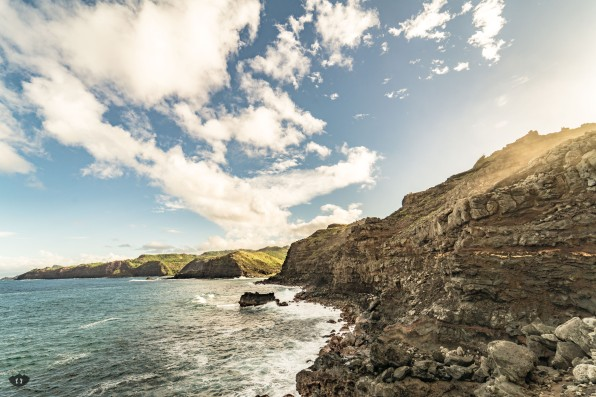 Waikeakua Gulch