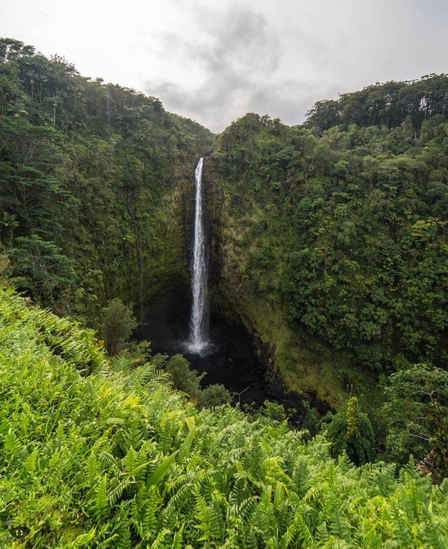 ʻAkaka Falls State Park