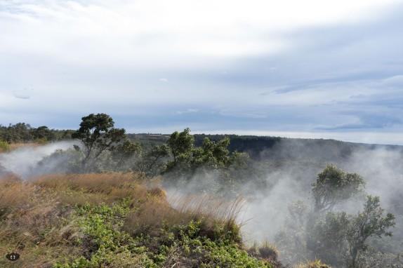 Steam Vents at Hawaiʻi Volcanoes National Park