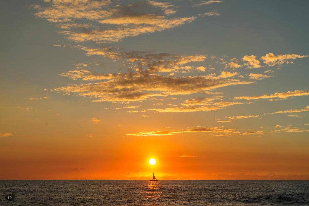 Sunset at Kona