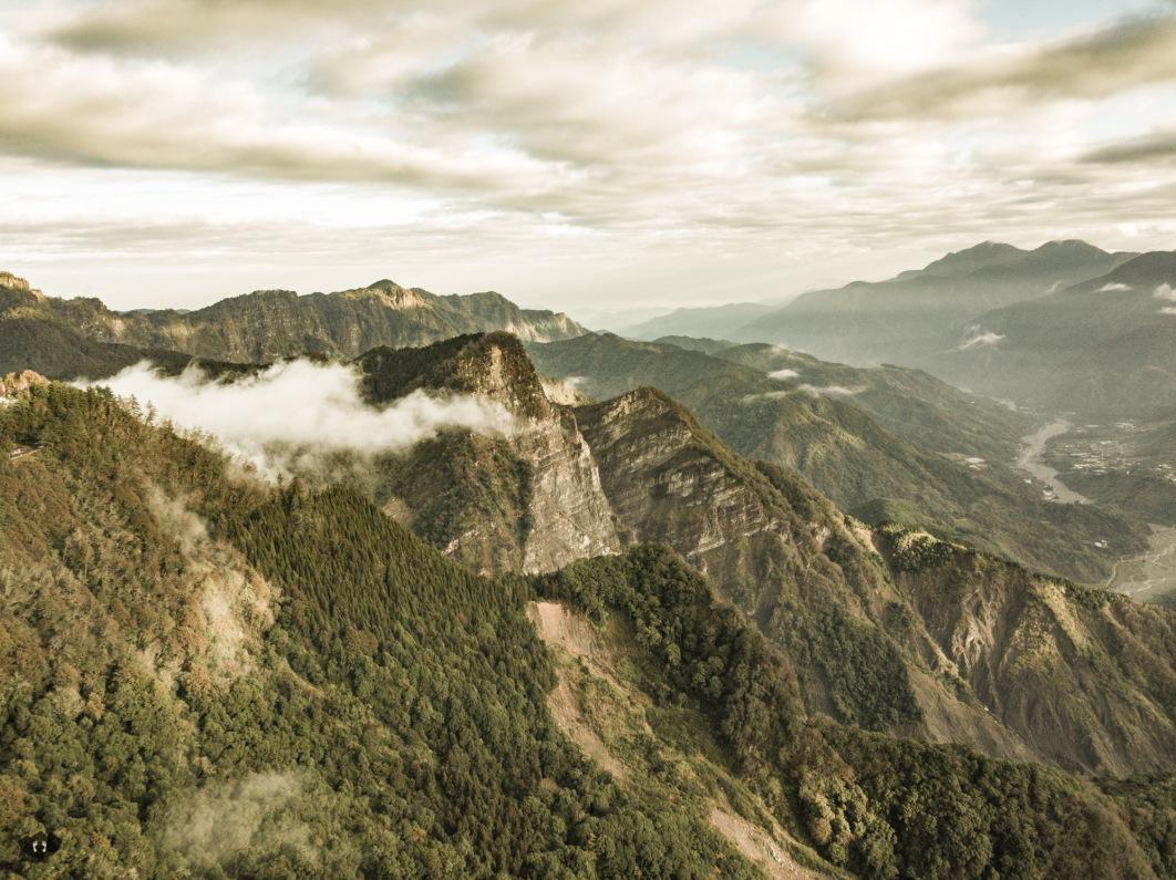 對高岳登山步道, Alishan