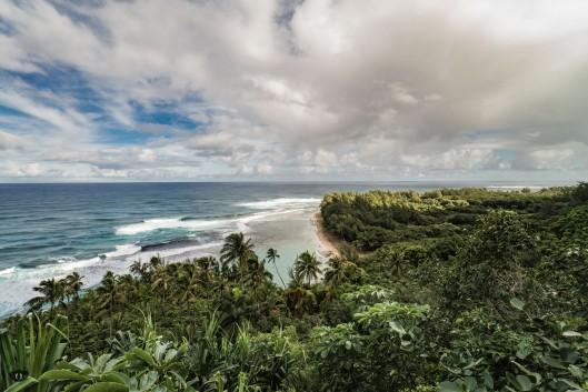 Hanakapi`ai Beach
