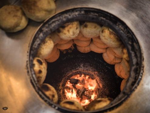 Baked Bread Dumpling Oven