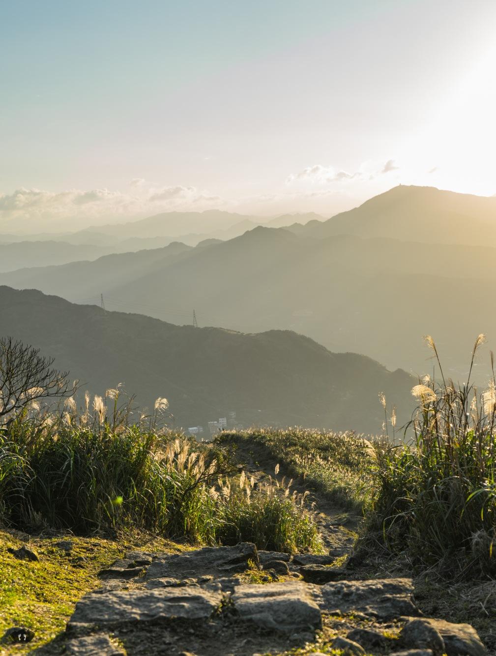 Keelung Mountain, Jiufen