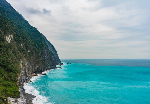 Ch'ing-shui Cliff, Hualien