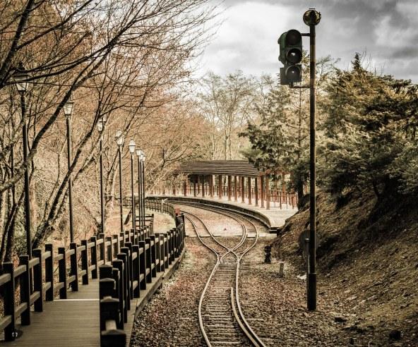 Duigaoyue Station, Alishan