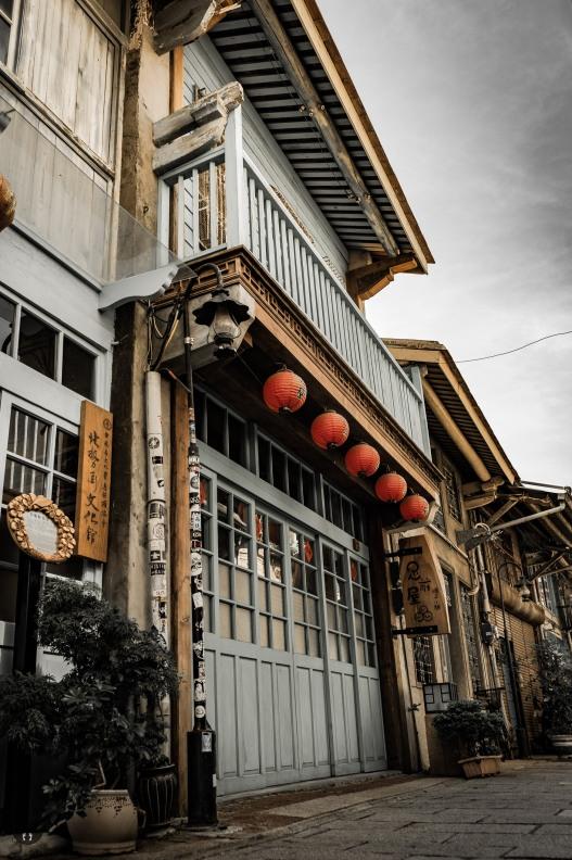 Shennong Street, Tainan