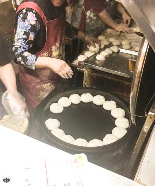Beef Dumpling Preparation