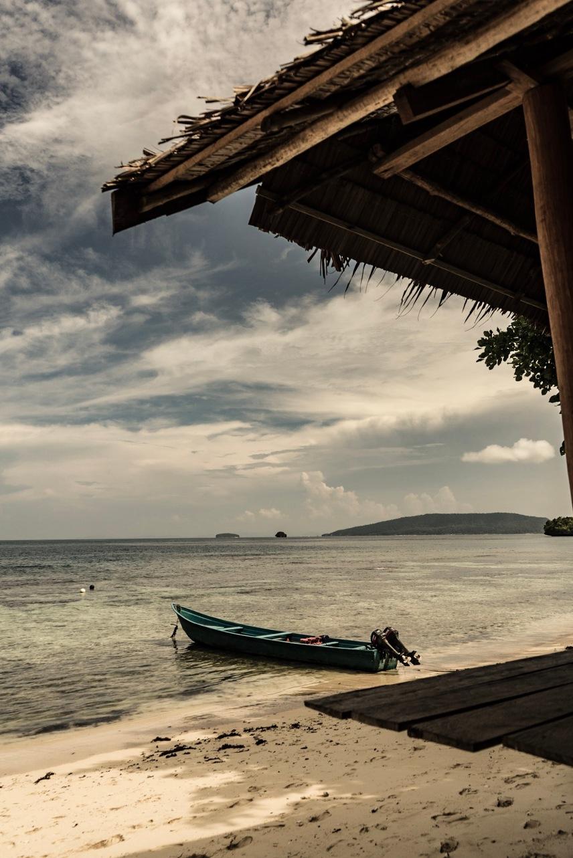 Corepen Homestay - Gam Island