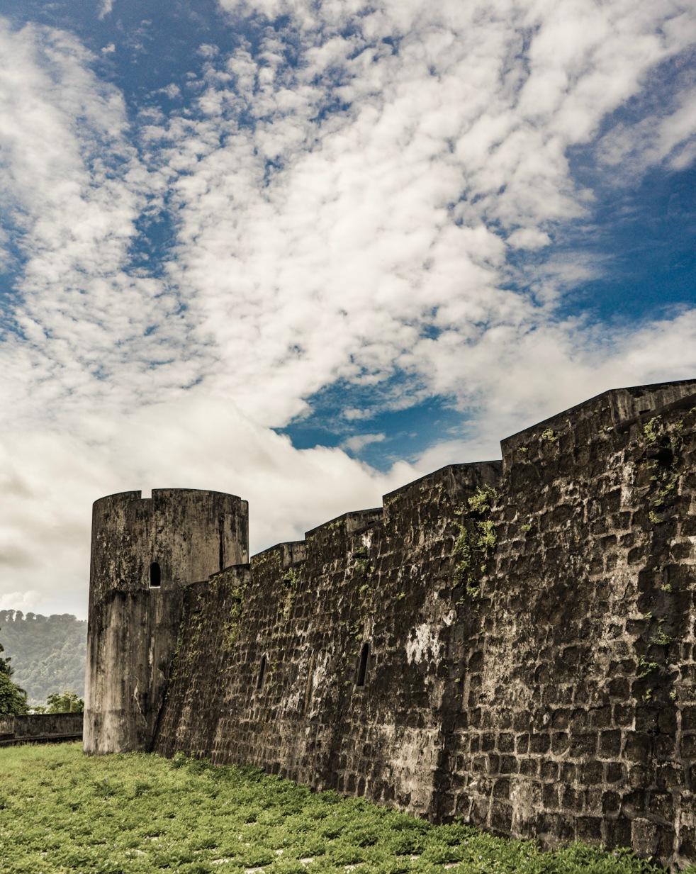Former Dutch Fort on Banda Naira