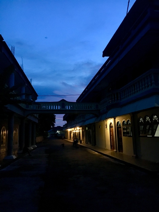 Alley in Banda Naira