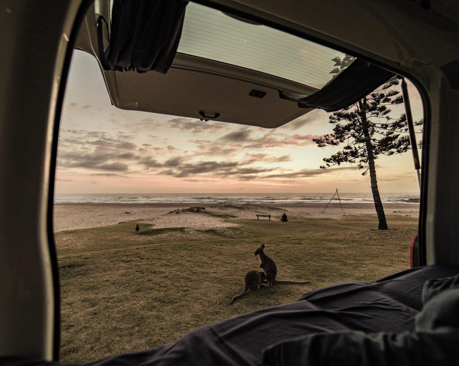 Potato Point Camping