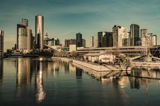River side - Melbourne